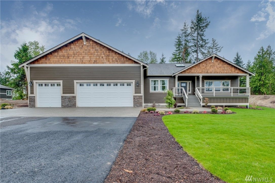 kitsap home with two master suites - Hansville